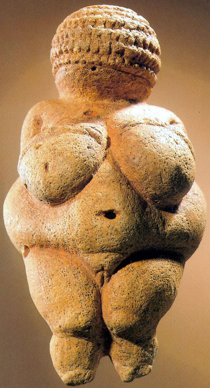 venus of willendorf nude boobs show   side view small nude boobs